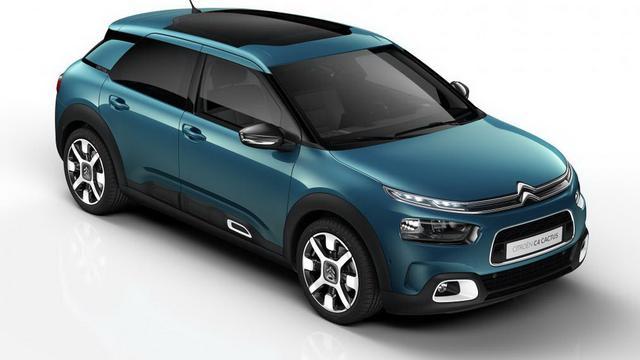 Prijzen vernieuwde Citroën C4 Cactus bekend