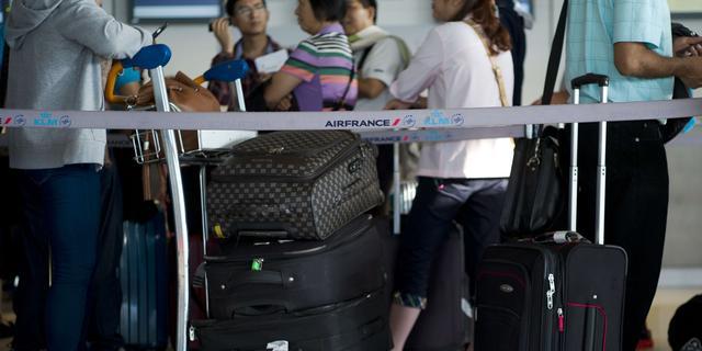 Gezichtsscan reizigers in toekomst drie jaar opgeslagen in databank