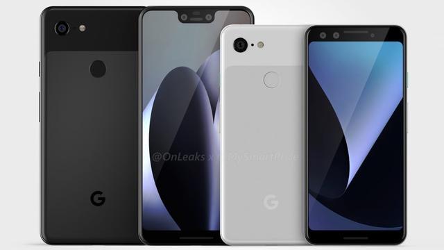 'Nog onaangekondigde Pixel 3-smartphone al te koop op zwarte markt'