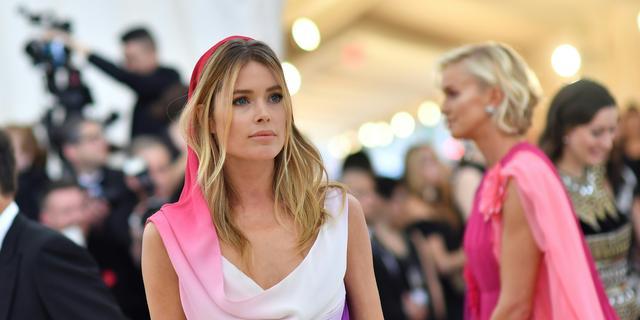 Doutzen Kroes blij met groeiende diversiteit in modewereld