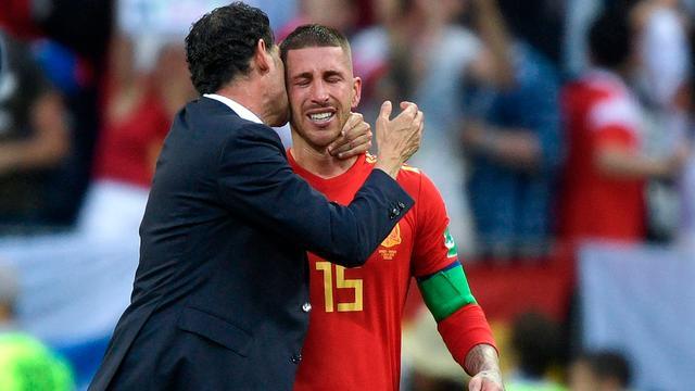 Hierro maakt niemand verwijten na blamerende uitschakeling Spanje