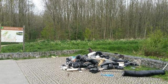 Politie zoekt getuigen van dumping drugsafval in Gagelbos