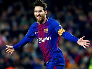 Argentijn scoort tegen Girona tegen 36e club in Primera Division