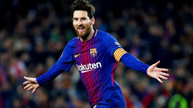 Messi record rijker bij winnend Barça, Ronaldo belangrijk voor Real