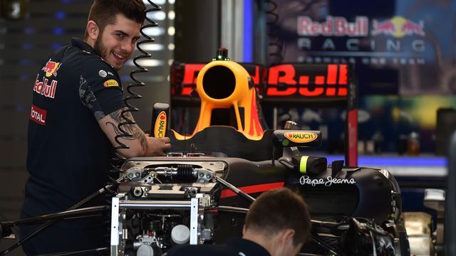 Samenwerkingsverband Red Bull Racing met Aston Martin