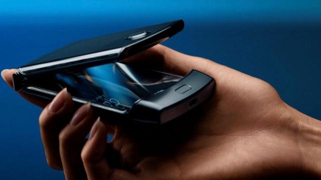 Bekende klaptelefoon Motorola Razr keert terug met opvouwbaar scherm