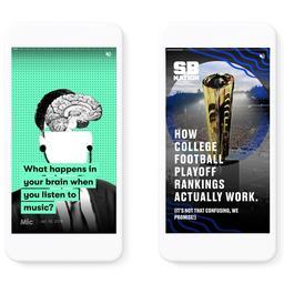Google test Stories-functie in mobiele zoekresultaten