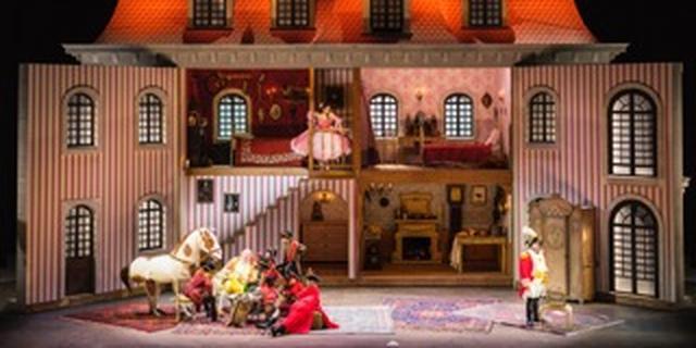 Bijzondere baan: timmerman Alain Erkamp bouwt decors voor de opera