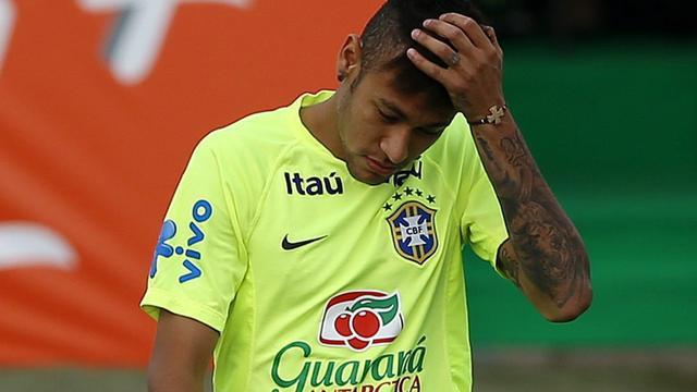 Neymar ziet af van beroep en komt niet meer in actie op Copa America