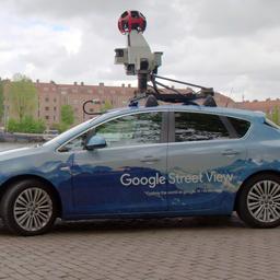 Google Street View-auto's gaan luchtkwaliteit in Amsterdam meten