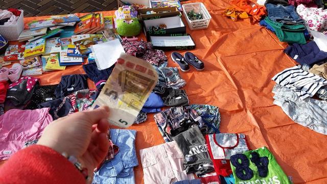Overzicht: Hier vind je de vrijmarkten in Alphen aan den Rijn