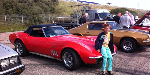 Amerikaanse heeft na 43 jaar gestolen auto terug