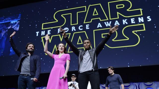 Pathé verkoopt al 56.000 kaarten voor Star Wars