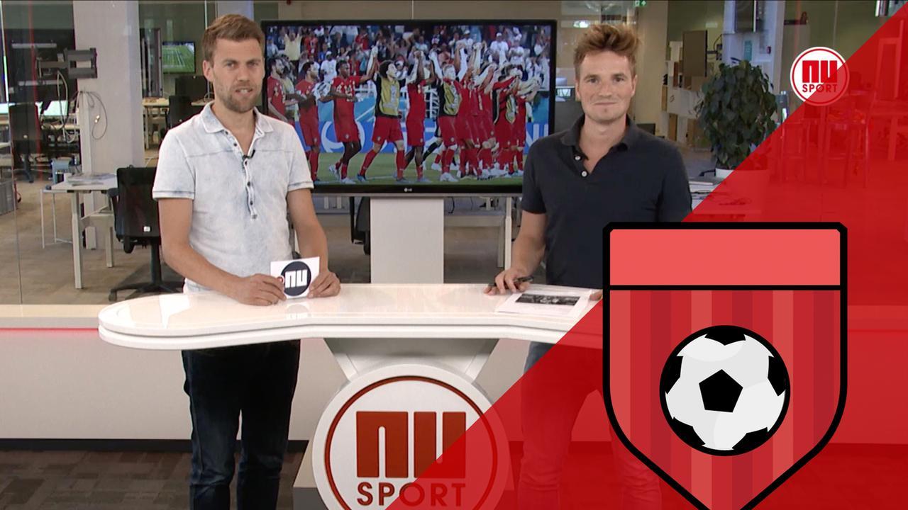 Aftrappen: Messi voelt druk van Maradona, Kroatië tegen FC Eriksen