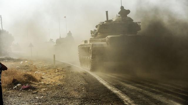 Turkije zegt met Iran aanval op PKK te hebben uitgevoerd