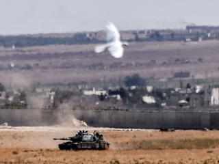 Turkse troepen zullen volgens Erdogan opstomen naar de plaatsen Manbij en Raqqa