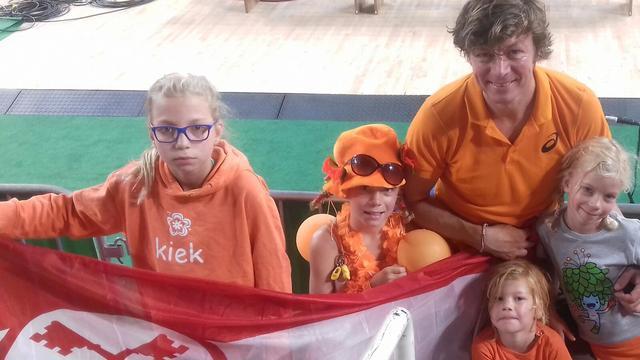 Rolstoelbasketballers door naar kwartfinale paralympics