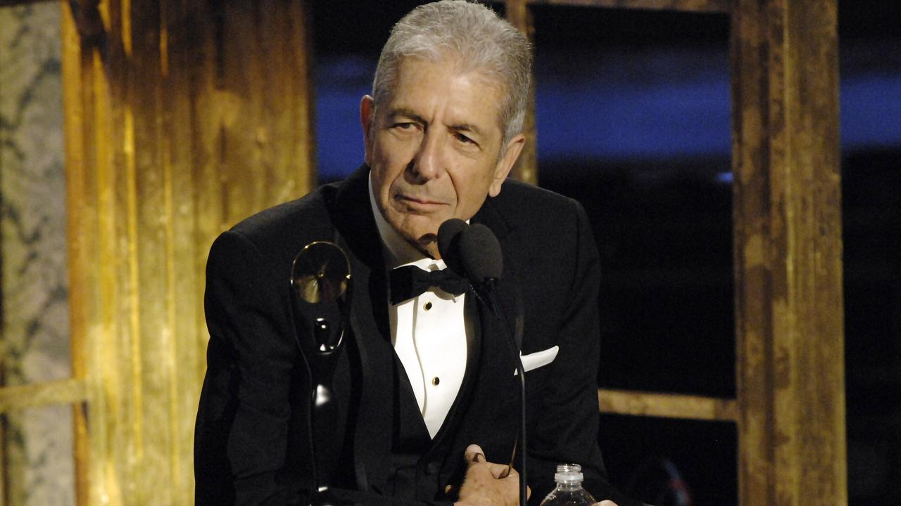 Leonard cohen documentary