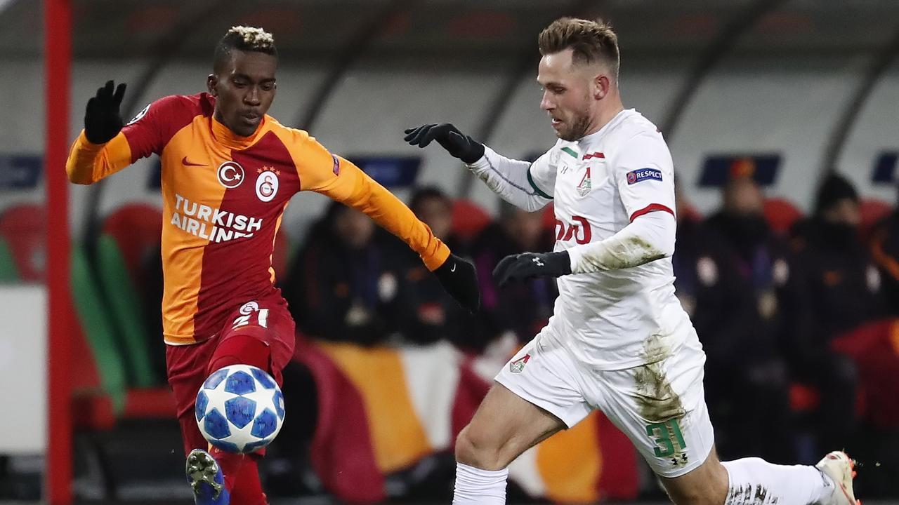 Samenvatting Lokomotiv-Galatasaray (2-0)