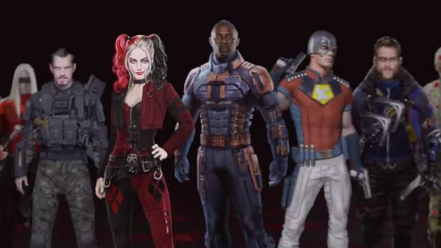 Volledige cast The Suicide Squad bekendgemaakt