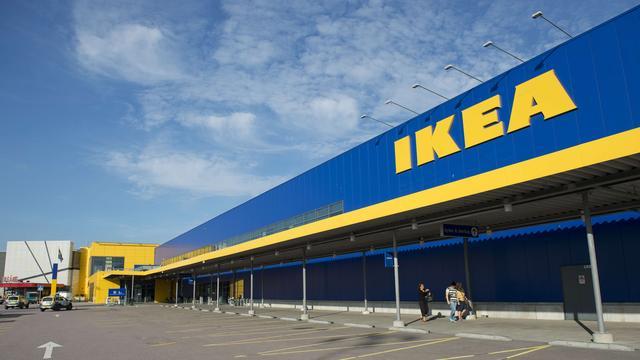 Minder winst voor woongigant IKEA Group