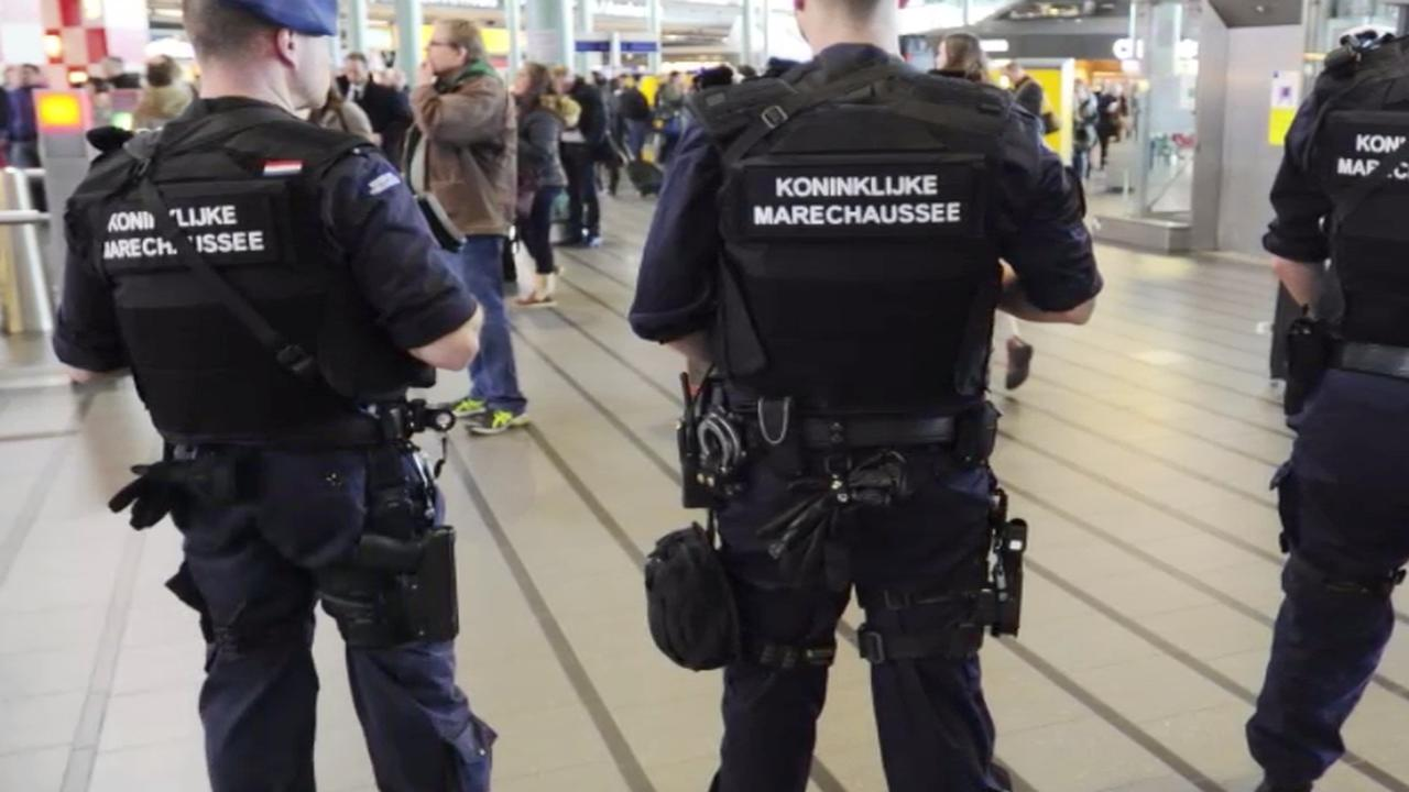 Het dreigingsniveau in Nederland