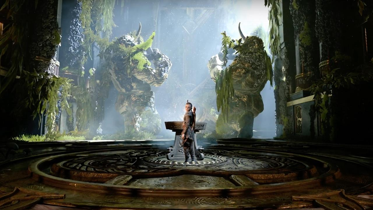 Eerste gameplaybeelden God of War voor PS4