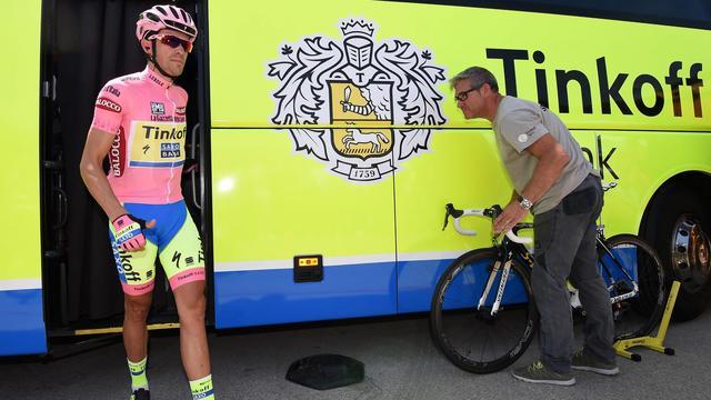 UCI controleert fiets Contador en Gilbert op verborgen motortje