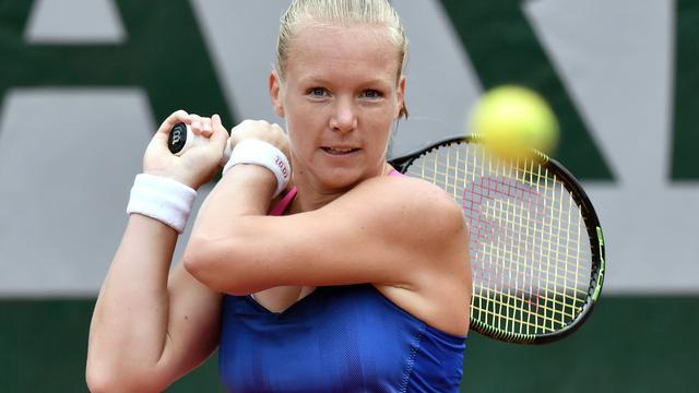 Bertens speelt tweede partij op baan 4 in tweede ronde Roland Garros