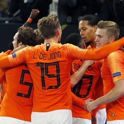 Wat staat Oranje te wachten na het gelijkspel tegen Duitsland?