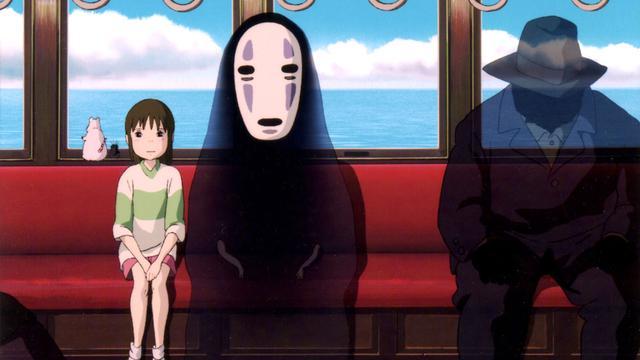 Animeklassieker Spirited Away draait na 18 jaar voor het eerst in China