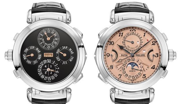 Record: horloge verkocht voor 28,2 miljoen euro