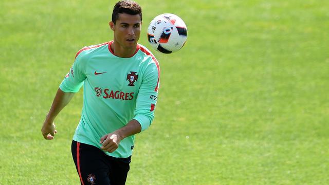 Ronaldo wil kroon op carrière zetten met EK-titel Portugal
