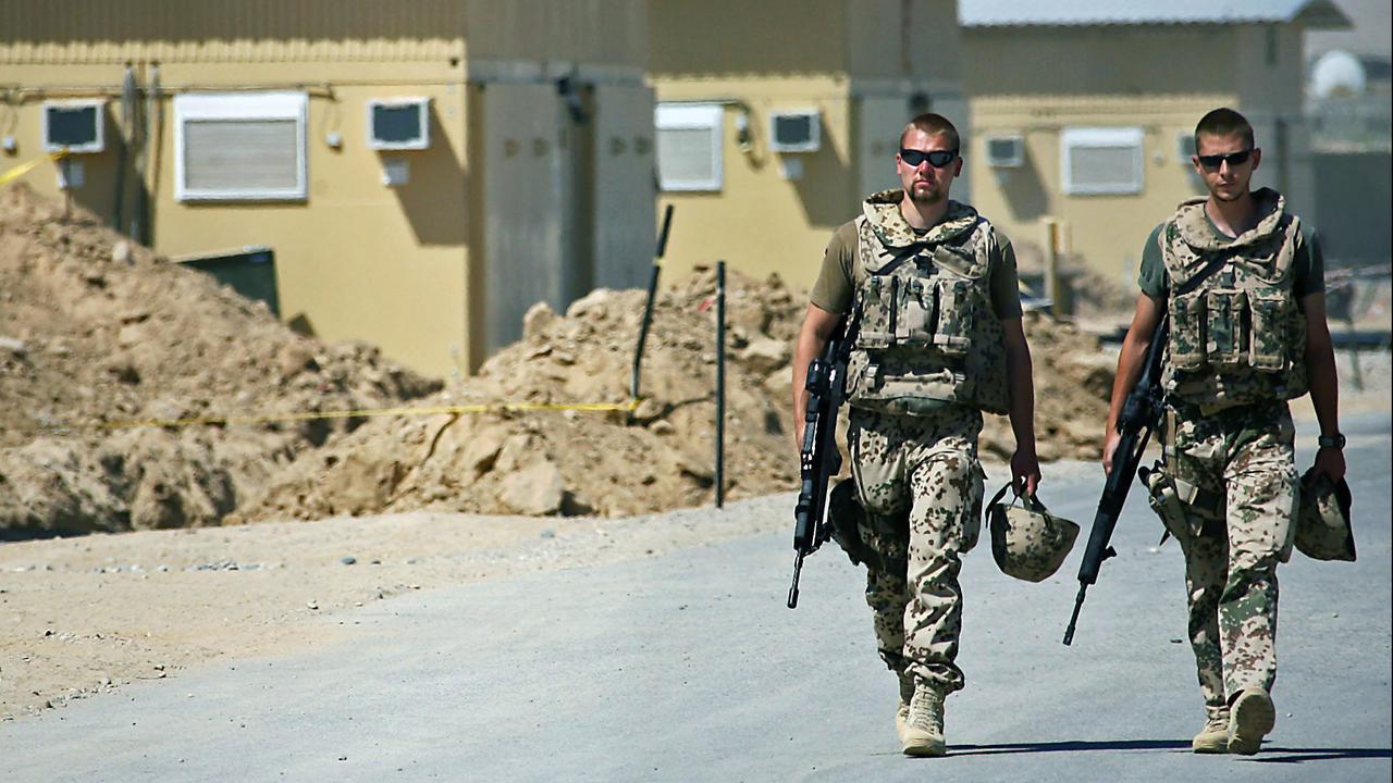 Nederlandse militair gewond geraakt bij schietoefening in Afghanistan