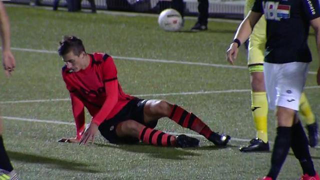 Samenvatting Sparta Nijkerk-FC Eindhoven (0-1)