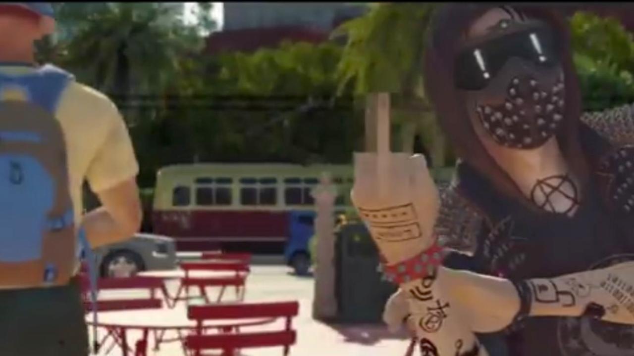 Trailer: Openwereldgame Watch Dogs 2