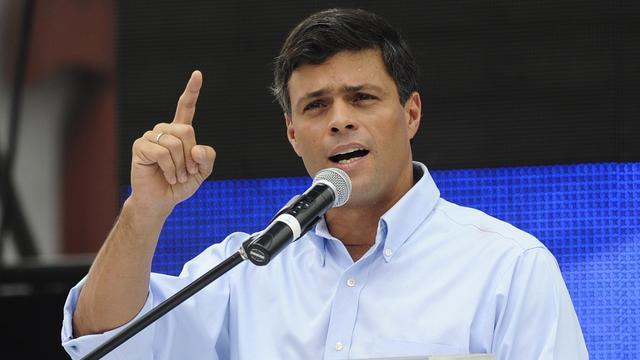 Uit Venezuela gevlucht oppositielid aangekomen in Spanje