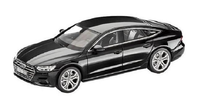 Uiterlijk nieuwe Audi A7 Sportback duikt op
