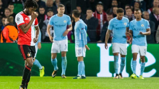 Liveblog CL: Reacties na duidelijke nederlaag Feyenoord (gesloten)