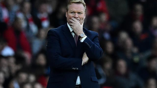 Koeman haalt uit naar 'amateurs' Southampton na nieuwe nederlaag