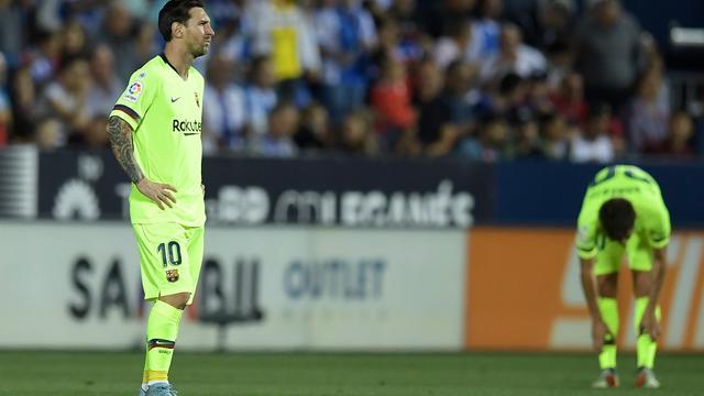 FC Barcelona en Real Madrid lijden eerste nederlaag in Primera División
