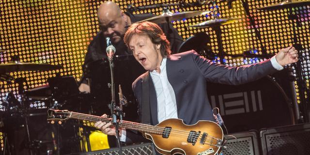 Paul McCartney wil geen jurylid The Voice worden