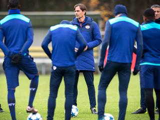 Eindhovenaren missen ook Arias en Narsingh in laatste groepsduel Champions League