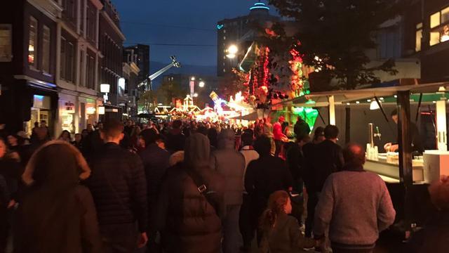 Meer dan veertig aanhoudingen tijdens Leidens Ontzet