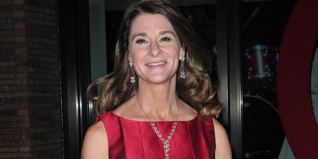 Melinda Gates ziet af van partneralimentatie na scheiding van Bill