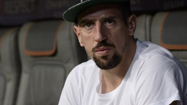 Bayern München zonder geblesseerde Ribéry bij start Bundesliga