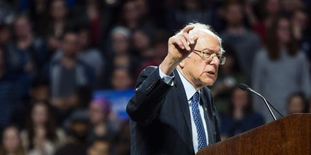 Bernie Sanders wint voorverkiezing in West Virginia