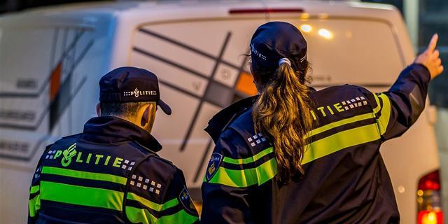 Twaalf aanhoudingen voor samenscholing in Rotterdam-Zuid