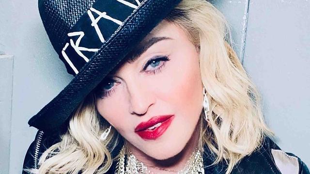 Madonna deelt video van Songfestivaloptreden met bewerkte vocalen