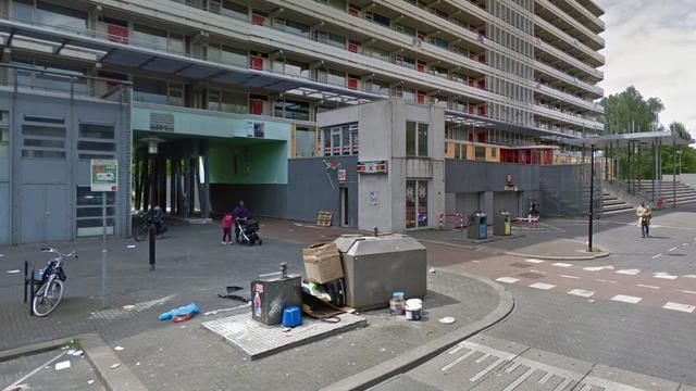 Politie houdt twee mannen aan na schietincident in parkeergarage Zuidoost